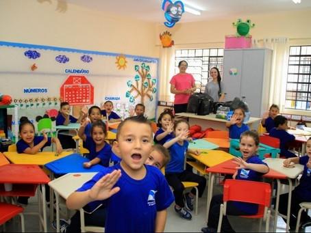 Cadastro para novos alunos de CMEIs e escolas municipais de Ponta Grossa termina hoje (30)