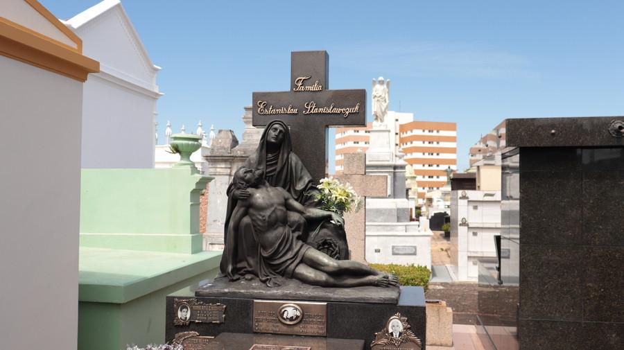 Cemitério Municipal São José. Foto: Reprodução / Arquivo / aRede