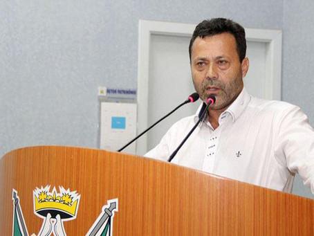 Ex-vereador de PG, Romualdo Camargo assume presidência da AMTT