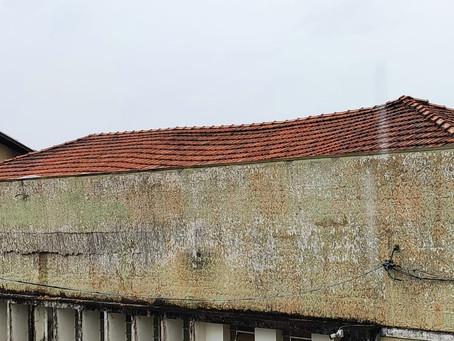 Após desabamento de telhado, aulas presenciais do colégio Epaminondas são suspensas