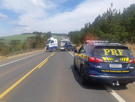Polícia Rodoviária Federal registra queda de 30% nos acidentes no feriado da Independência