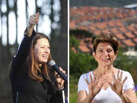 Candidatas de Ponta Grossa comentam resultado do primeiro turno