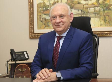 Ademar Traiano é reeleito para quarto mandato como presidente da Alep