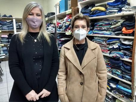 Começa campanha de arrecadação de cobertores e roupas de inverno em PG