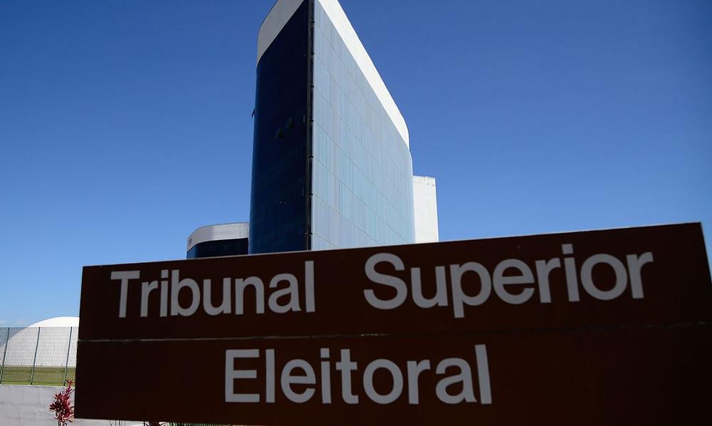 Tribunal Superior Eleitoral (TSE). Foto: Reprodução/Agência Brasil