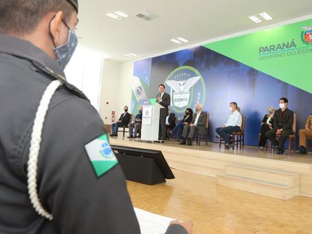 Paraná oficializa quatro Colégios Cívico-militares em Ponta Grossa
