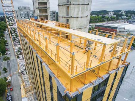 Silvio Barros: Utilização de madeiras engenheiradas como principal material de construção de prédios