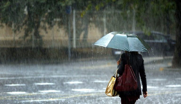 Chuva deve persistir até sexta-feira, com pancadas mais leves. Foto - Divulgação/Agora1