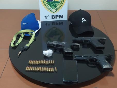 Carambeí: Polícia investiga possível relação entre homicídio e troca de tiros na cidade