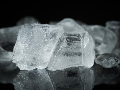 Silvio Barros: Água sólida que não é gelo