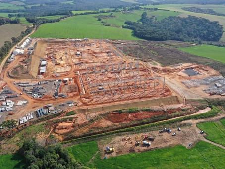 Sistema de Transmissão: Obras de subestação Ponta Grossa deve gerar até 5 mil empregos