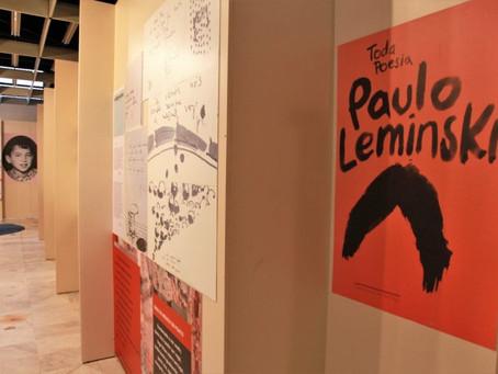Museu Campos Gerais abre agendamento para exposição sobre Paulo Leminski