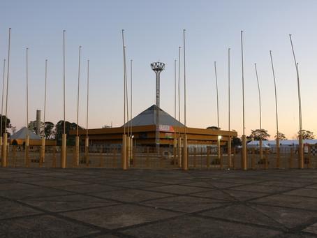 Decreto permite uso do Centro de Eventos de Ponta Grossa para drive in