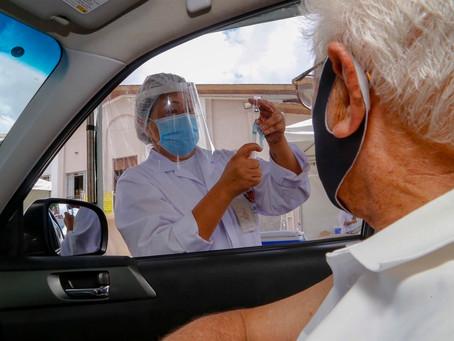 Covid-19: Ponta Grossa anuncia última aplicação de primeira dose no próximo domingo