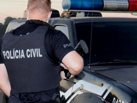 Cerca de 100 pessoas procuradas pela justiça e que receberam o auxílio emergencial são presas no PR