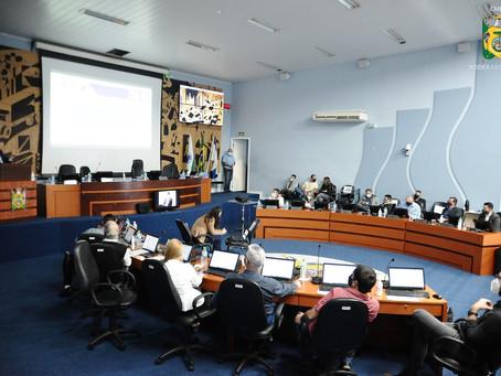 Câmara vota Plano Plurianual de Ponta Grossa