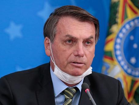Vinda de Bolsonaro aos Campos Gerais é cancelada