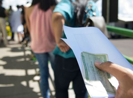 Eleições: Grupo de risco terá horário prioritário e eleitores poderão levar caneta