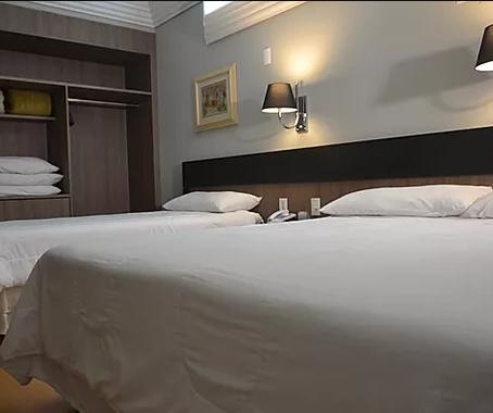Covid-19: Perdas no setor de hotelaria podem chegar a R$ 3 milhões em PG