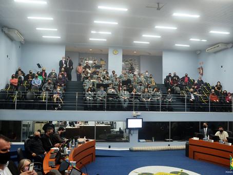 Câmara aprova lei que institui dia municipal de combate ao feminicídio em PG
