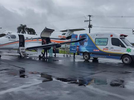Voos em aeroporto de Ponta Grossa estão suspensos até abril