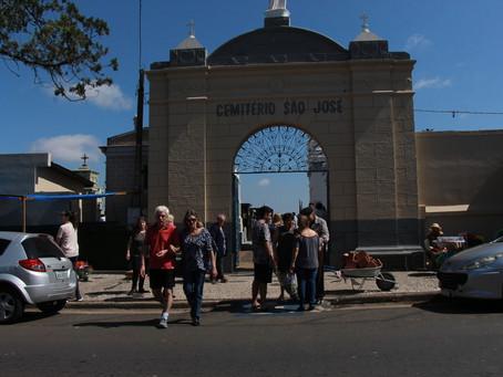 Dia de Finados: Confira a programação nos cemitérios que terão celebrações em Ponta Grossa