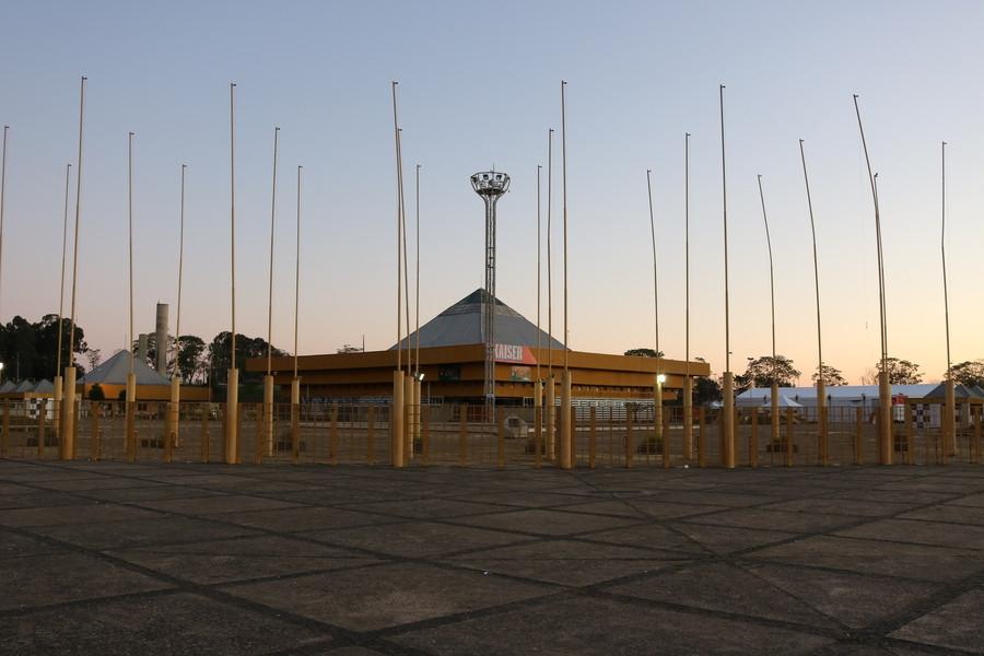 Centro de Eventos de Ponta Grossa - Foto: Reprodução / Arquivo / aRede