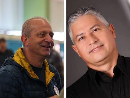 Dr Zeca e Léo Farmacêutico comentam suas propostas para Ponta Grossa