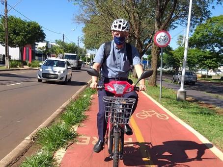 Silvio Barros: Projeto de bikes elétricas compartilhadas começa a funcionar no RJ