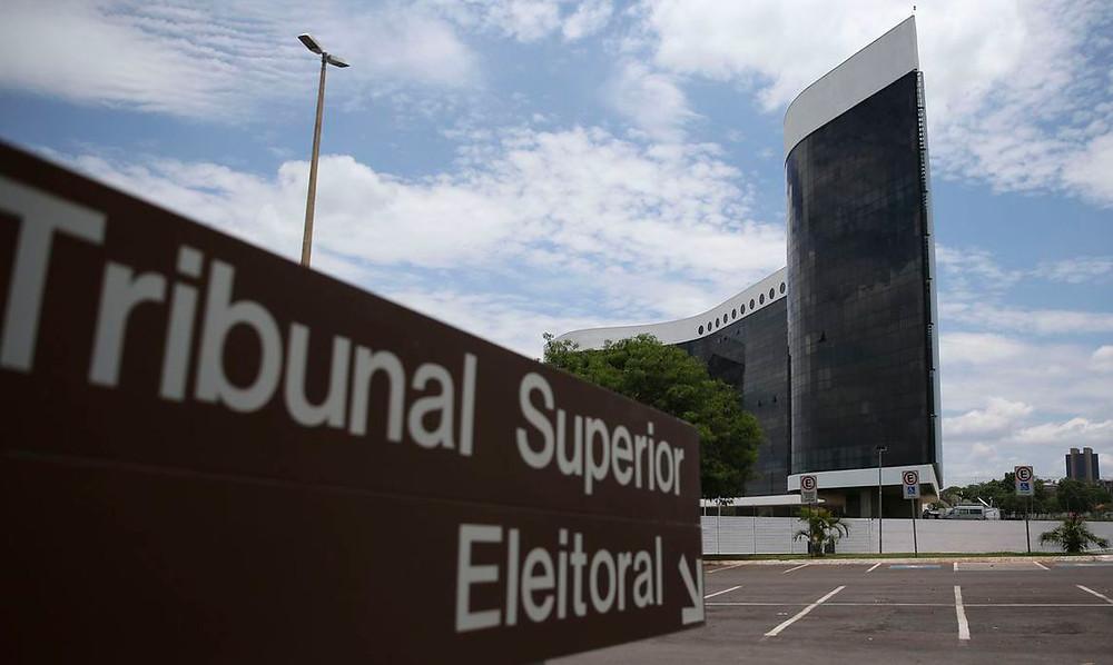 Tribunal Superior Eleitoral (TSE) - Foto: Reprodução/Agência Brasil