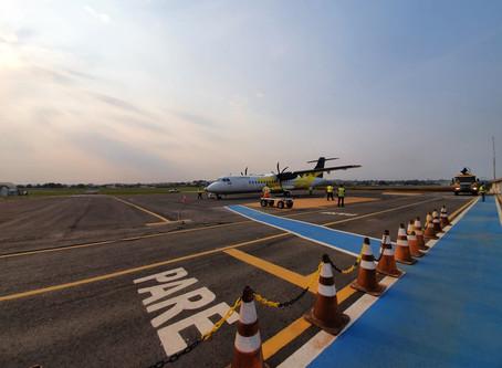 Voos entre Ponta Grossa e Foz do Iguaçu iniciam neste sábado