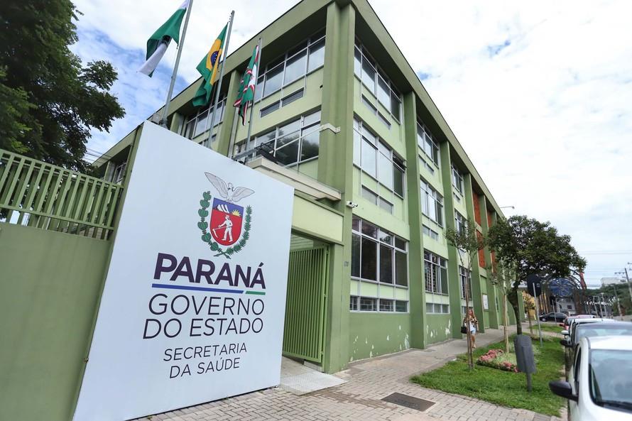 Secretaria de Estado da Saúde - Foto: Reprodução/Agência Estadual de Notícias do Paraná