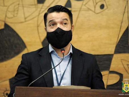 Vereador Leandro Bianco é presidente da CPI do transporte público de PG