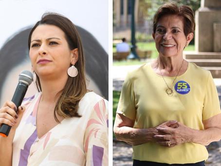 Confira o local e horário de votação da Mabel Canto e Professora Elizabeth