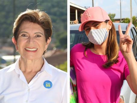 Candidatas já gastaram quase R$ 700 mil na campanha eleitoral