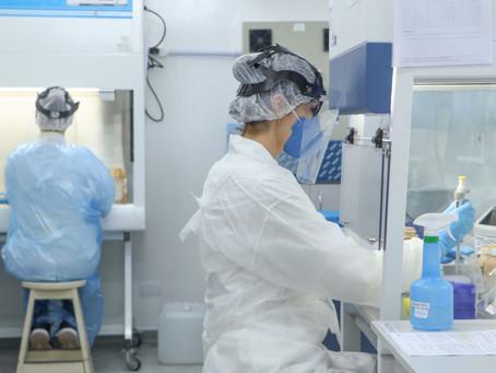 Após adequações, laboratório da UEPG começou a realizar testes RT-PCR para Covid-19