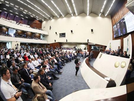 Frente Parlamentar do Pedágio entra com pedido de medida cautelar para suspender licitação