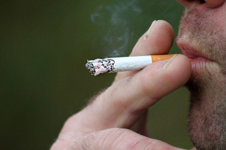 Dia Nacional de Combate ao Fumo será em 29 de agosto. Foto: Domínio Público / Reprodução / Agência Brasil