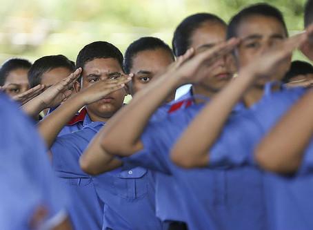 Núcleo de Educação de Ponta Grossa tem interesse em implantar Colégio Cívico-Militar na região