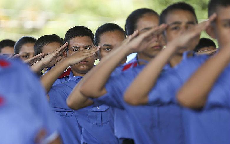 Gestão será de militares e civis do 6.º ao 9.º ano do Ensino Fundamental e no Ensino Médio. Foto: Reprodução/EBC