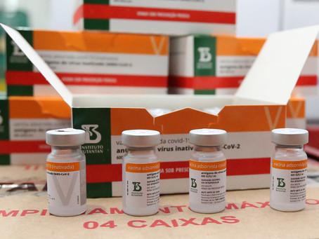 Novo lote da CoronaVac começa a ser distribuído aos municícipios paranaenses