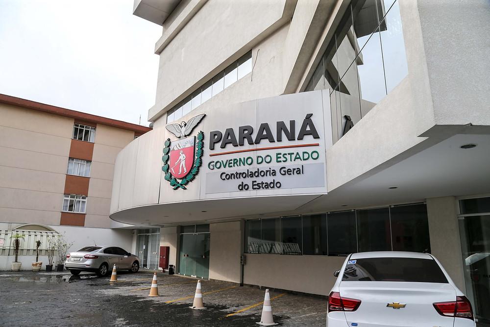 Controladoria Geral do Estado do Paraná - Foto: Reprodução/AEN