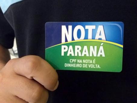 Entidades de Ponta Grossa receberam quase R$ 1 milhão do Programa Nota Paraná em 2020