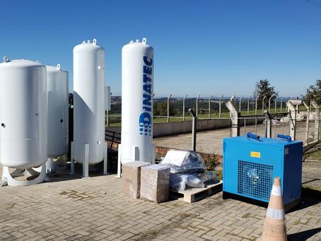 Com equipamento alugado, UPA Santa Paula passa a produzir oxigênio usado em pacientes