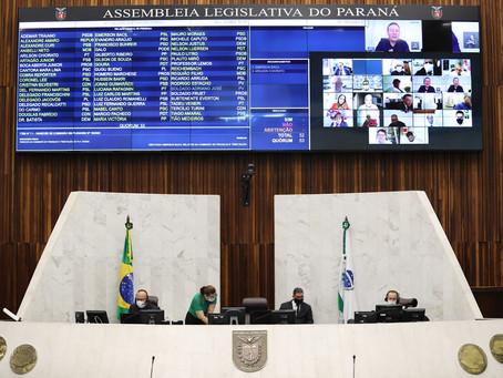 Sessões extraordinárias votam mudanças na lei dos colégios Cívico-Militares no Paraná