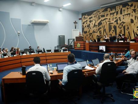 Vereadores aprovam moção de apelo contra extinção da AMTT