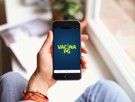 "Covid-19: Prefeitura cria cronograma para público atualizar cadastro no app ""Vacina PG"""