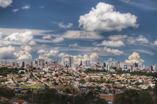 Cidade de Ponta Grossa. Foto: Reprodução/Arquivo/AEN