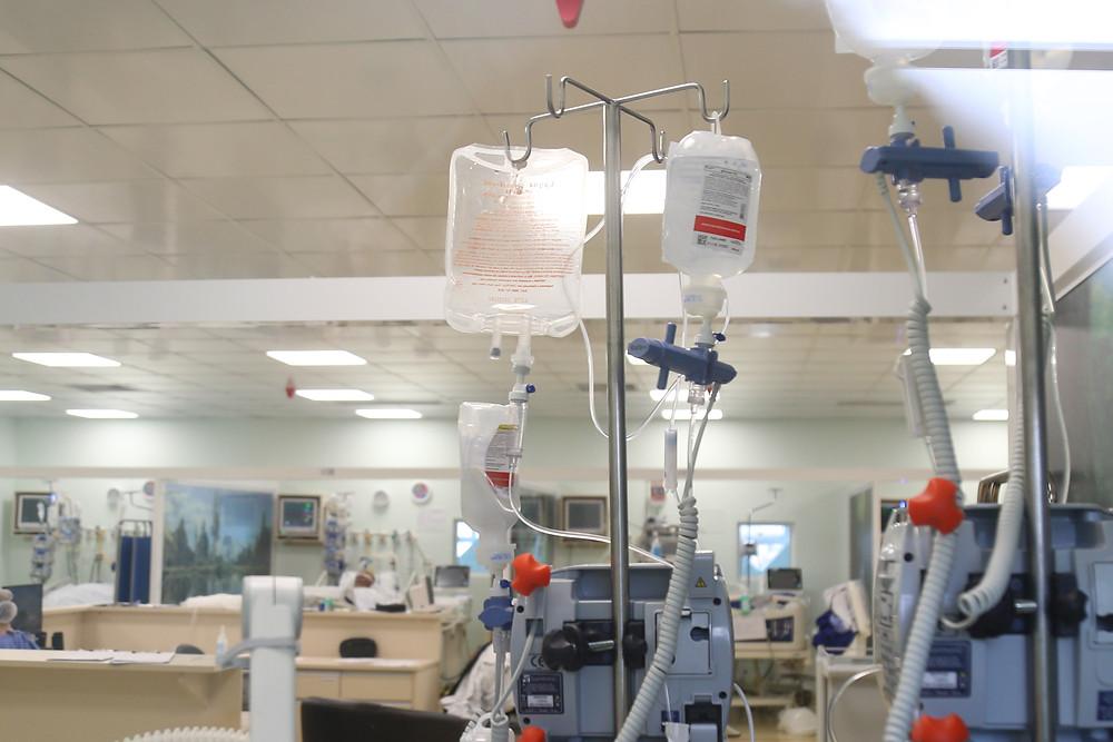 Leitos exclusivos Covid-10 já receberam mais de 11 mil pacientes. Foto: Divulgação/Geraldo Bubniak/AEN