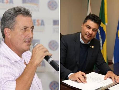 Câmara aprova contas de ex-prefeitos Marcelo Rangel e Jocelito Canto